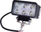 Töötuli / LED / 18W / 1200lm / 6x3W / Kitsas, kitsas