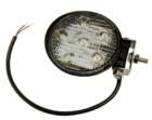 Töötuli / LED / 18W / 1260lm / 6x3W / Kitsas, ümar