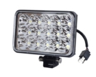 Töötuli / LED / 45W / 2700lm / 15x3W / Kitsas, kandiline