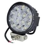 Töötuli / LED / 42W / 3080lm / 14x3W / Lai, ümar