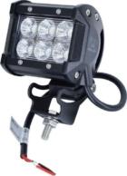 Töötuli / LED / 18W / 1260lm / 6x3W / Kitsas, kitsas