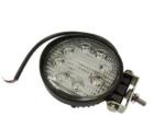 Töötuli / LED / 24W / 1680lm / 8x3W / Lai, ümar