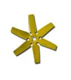 Ventilaatori tiivik / T-150