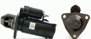 Starter / 24V / 4kW / Z=10 / E2 / Kamaz