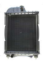 Radiaator / Alumiinium, plastik