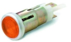 Kontrolllamp / Oranz