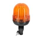 Vilkur / LED / Kollane / DIN kinnitus