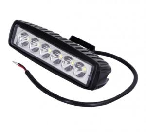 Töötuli / LED / 18W / 1170lm / 6x3W / Kitsas, kitsas