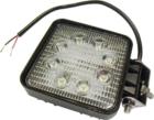 Töötuli / LED / 24W / 1680lm / 8x3W / Lai, kandiline