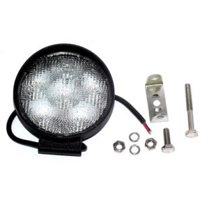 Töötuli / LED / 18W / 1260lm / 6x3W / Lai, ümar