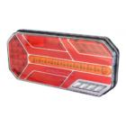 Tagatuli / LED / 12/24V / Gabariittuled, vasak suunatuli, tagurpidikäigu tuli, piduri- ja numbrituli, udutuli, helkur
