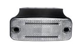 Gabariittuli – helkur / LED / Valge / 12-24V / R3 / R91