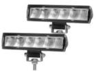 Töötuli / LED / 18W / 1500lm / OSRAM / R112 / R10 / EMC / Juhtmetega