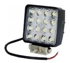 Töötuli / LED / 48W / 60 / 3520lm / 16x3W / Lai nurk