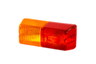 Suuunatule klaas / Tagumine / FP-209 / Punane, oranž