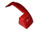Porilaud / Tagumine / Vasak / Plastik / Punane