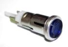 Kontrolllamp / Sinine