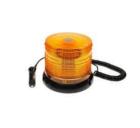 Vilkur / LED / Kollane / Magnet + 3 polti kinnitus