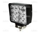 Töötuli / LED / 48W / 12-80v / 4800lm / 16x3W / Lai nurk, kandiline